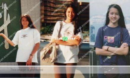 Gigi Leung shared her old photos taken during 1990s