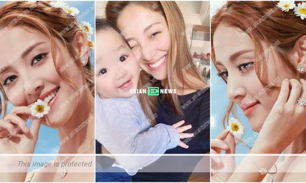 Grace Chan feels overjoyed when her son begins to call her mummy