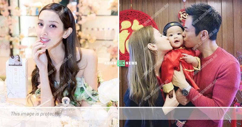 Grace Chan receives full support from Kevin Cheng to set up her own brand