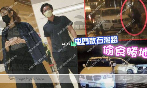 Jackson Lai takes Ashley Chu to seek medical treatment before eating cake together