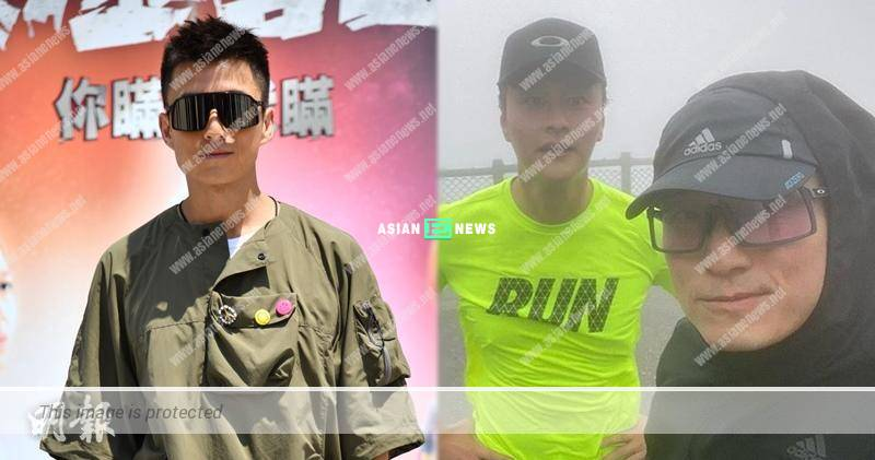 Ashley Chu is unfaithful to Brian Tse? Joel Chan hopes the public will give privacy to him