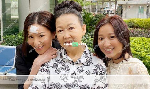 Armed Reaction 2020 drama: Joyce Tang, Mimi Chu and Maggie Wong have a reunion