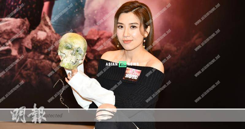 Mandy Wong refuses to support her new drama?