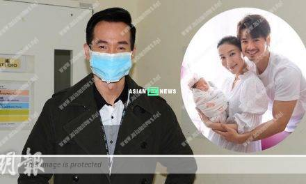 Moses Chan shares his parental knowledge with Him Law