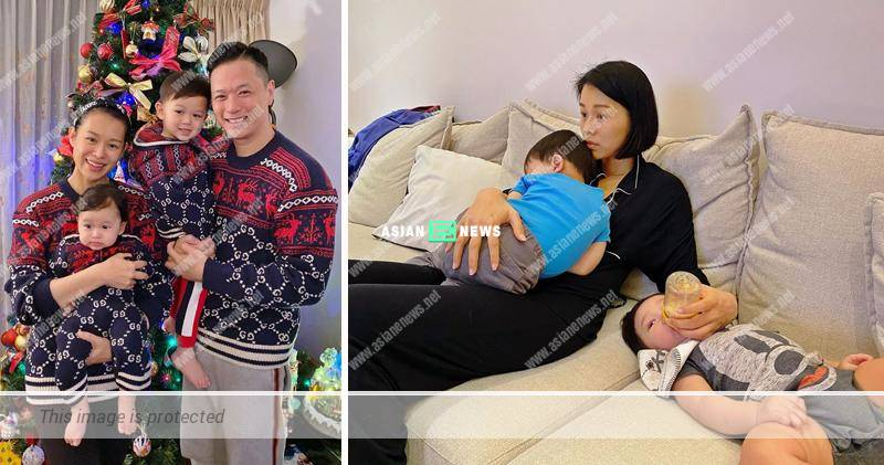 Myolie Wu shows her natural looks; She is good at multitasking