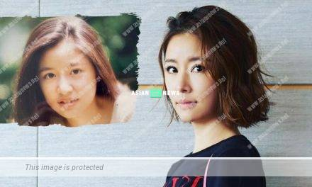 Ruby Lin won compliments for looking pure at 16 year old