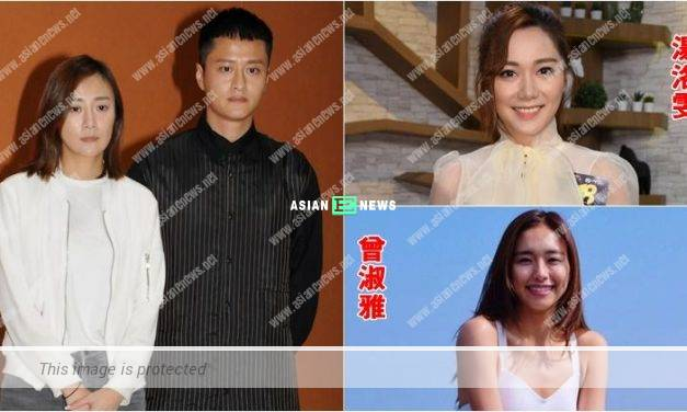 "Roxanne Tong tries to ""seduce"" Brian Tse when having problems with Ashley Chu?"