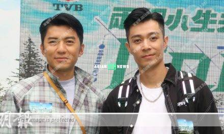 "Chau Pak Ho feels envy of Benjamin Yuen who is a ""school hunk"""