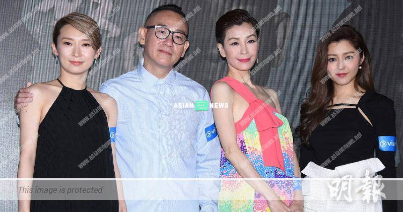 Bowie Lam has confidence that the audiences will support his new drama