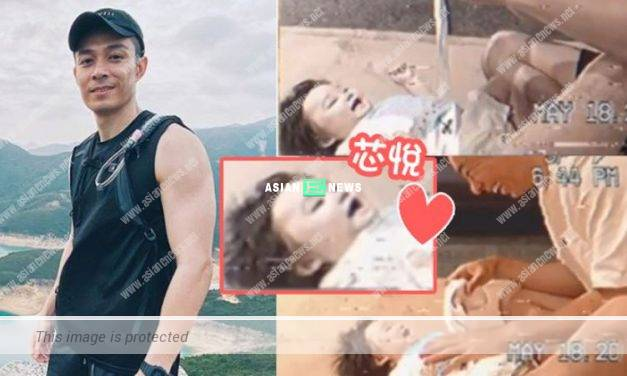 Louis Cheung praises Chau Pak Ho's daughter looks cute