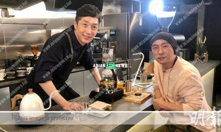 Steven Ma is full of praises for Dicky Cheung: I treat him as my role model