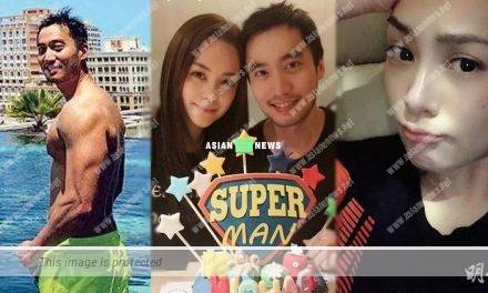 Michael Lai loses weight after separating from Gillian Chung?