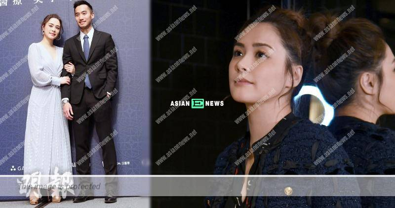 Gillian Chung and her husband filed for a divorce: Please give them privacy