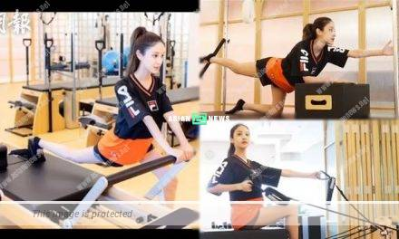 Grace Chan goes for pilates to cure her headache