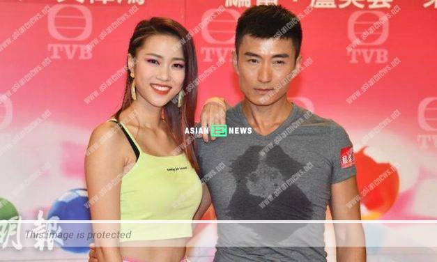 "Joel Chan thanks the film producer for ""getting rid"" of Elaine Yiu"