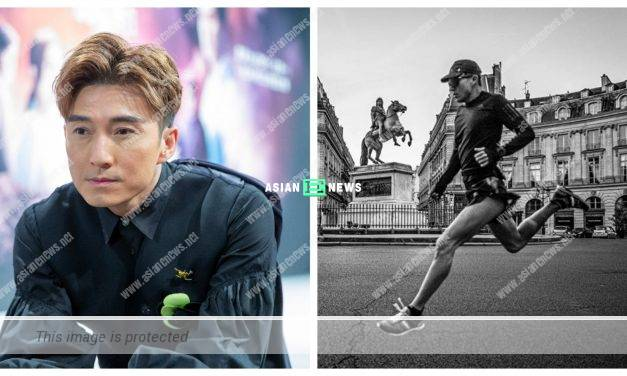 Joel Chan does not listen to music while running
