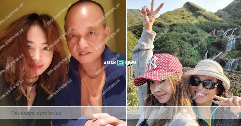 Taiwanese pop diva Jolin Tsai's parent are exposed for filing a divorce