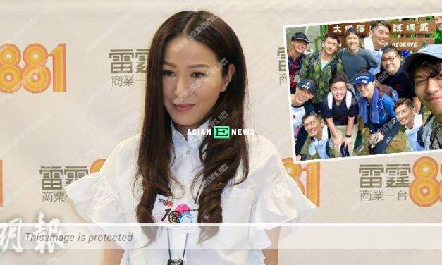 9 people go for hiking? Joyce Tang denies about violating the public gathering restriction