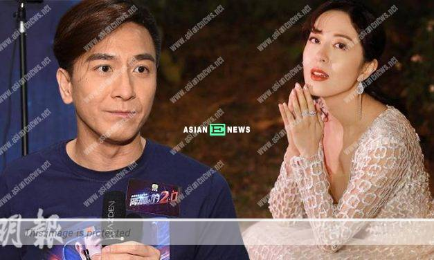 Is Natalie Tong announcing her new romance? Kenneth Ma clarifies it is unrelated to him