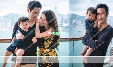 Grace Chan announces her second pregnancy and keeps the baby gender as a secret