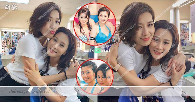 Kayi Cheung feels happy to see Mandy Wong: Waiting for you to become TV Queen