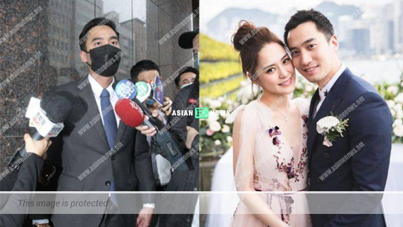 Michael Lai dismissed about cheating behind Gillian Chung's back: I will take legal actions