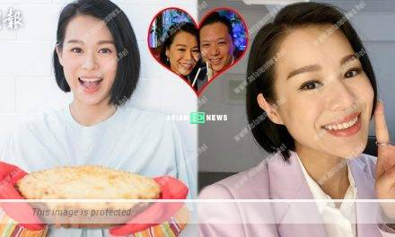 Myolie Wu cooks delicious food for her husband