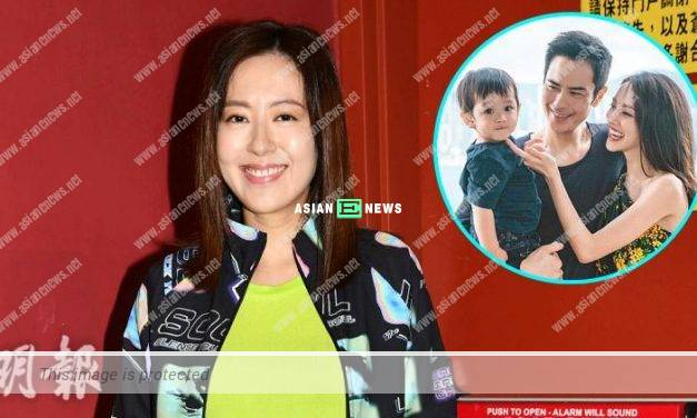 Natalie Tong reckons Kevin Cheng will follow Moses Chan's footstep for having a daughter