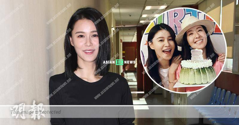Priscilla Wong hopes Natalie Tong will find her own happiness