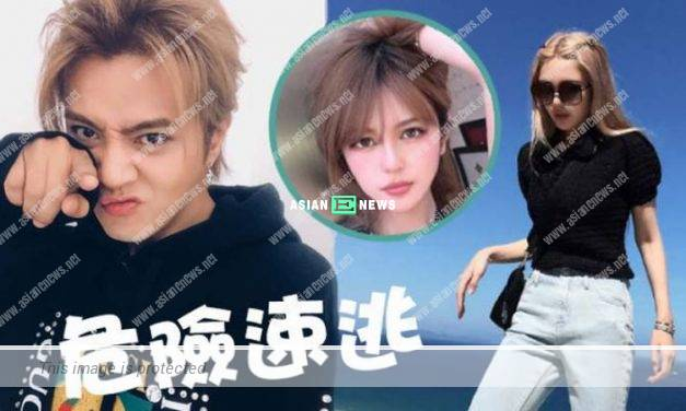 Grace Chow travels to Sanya; Show Lo moves to another hotel to avoid her?