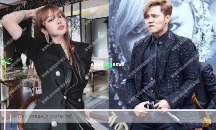Show Lo's old love, Grace Chow has a lower status than her cat at home?