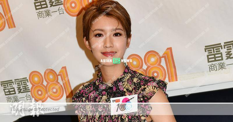 Not because of Hubert Wu? Sisley Choi watches The Exorcist's 2nd Meter drama