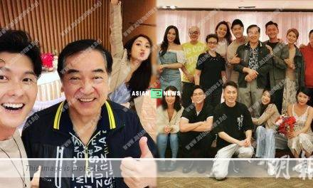 Legal Mavericks II drama is wrapped up; Vincent Wong thanks Paul Chun for his guidance