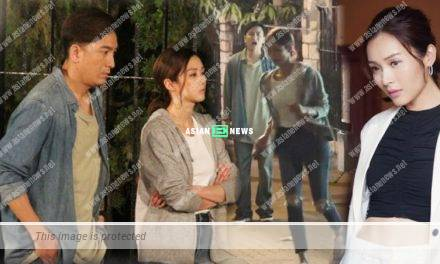 Ali Lee's work is suspended for 6 months; Kenneth Ma and Eliza Sam take over the new drama