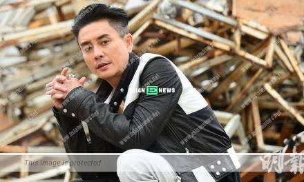 Bosco Wong is turning into 40 year old; He has no plans to set up a family