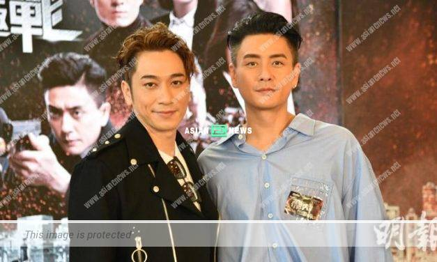 Flying Tiger III drama: Bosco Wong suggests Ron Ng to work with May Chan
