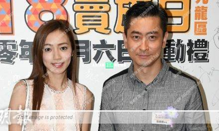 Ricky Fan and Charmaine Li have no intention to try for a baby during virus period