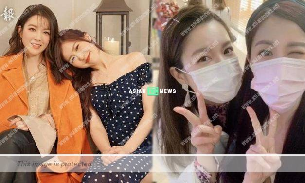 Moon Lau and Christine Kuo become good friends: I do not believe love at first sight