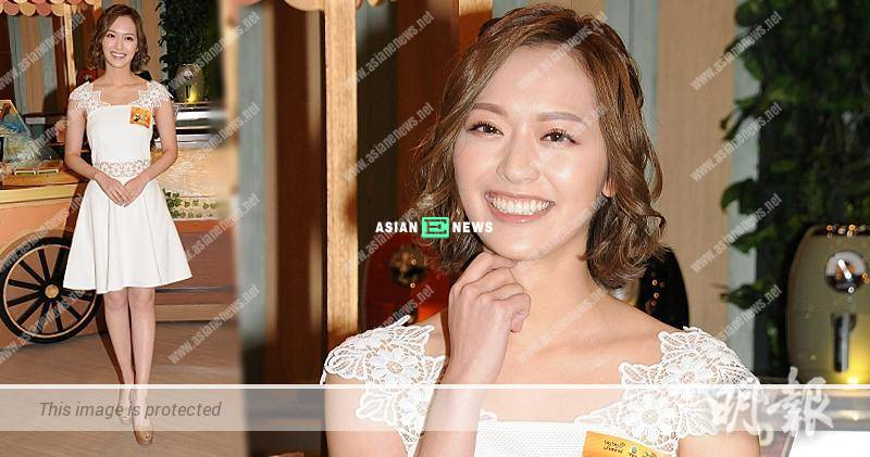 Crystal Fung is happy to film jewellery advertisements