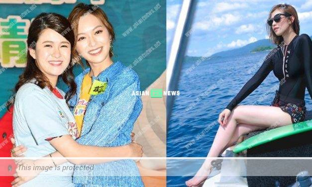 Kong Ka Man comments about Crystal Fung's new photo; Netizens pointed she is hinting about something
