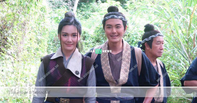 Edwin Siu dares not film intimate scenes with Roxanne Tong