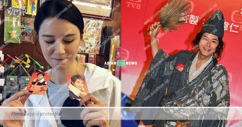 Edwin Siu praises his wife Priscilla Wong is a thrifty person