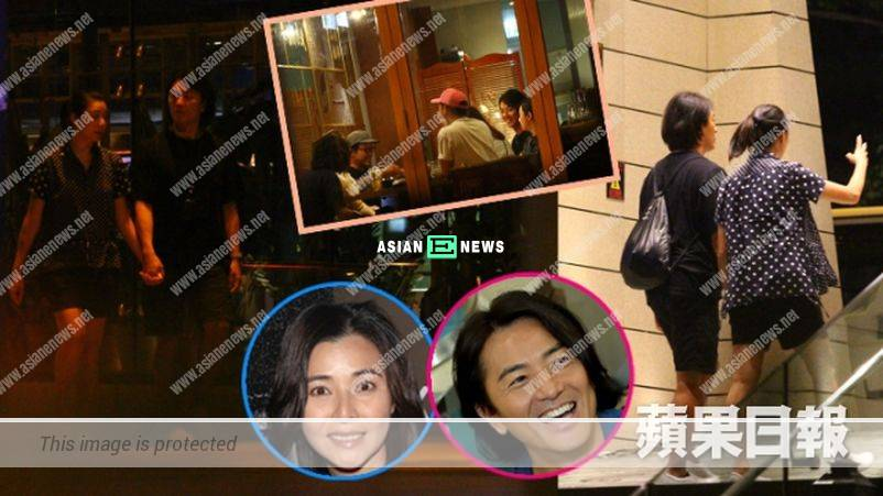 Ekin Cheng's wife Yoyo Mung gains substantial weight when meeting up with friends