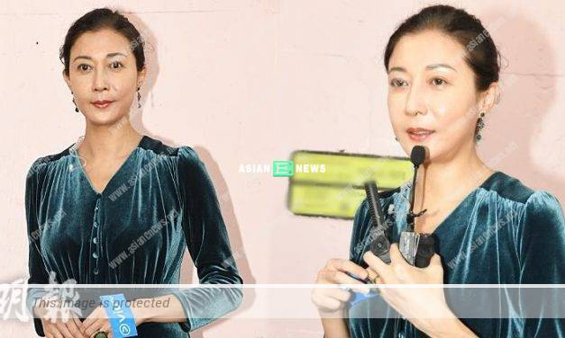 Elaine Ng plays two roles in ViuTV new drama