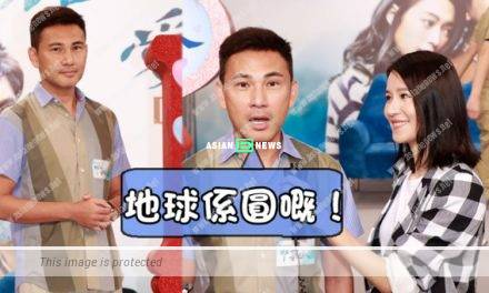 "Priscilla Wong praises ATV vice-president Frankie Lam is a ""dragon"""