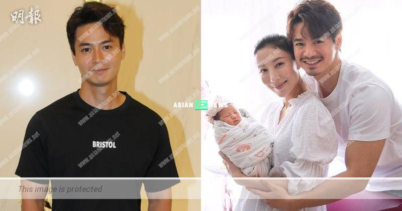 Him Law promises to disclose his daughter's Chinese name at 100th day party