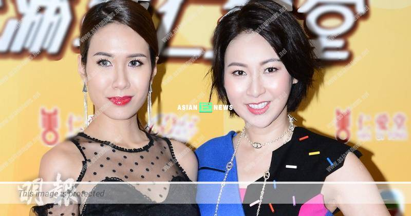Jacqueline Chong suggests to Lisa Chong to place her stuff in a plastic bag