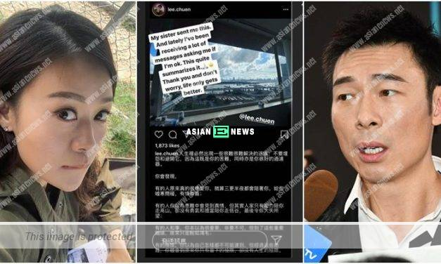 Andy Hui makes an on-screen comeback; Jacqueline Wong believes her life will get better