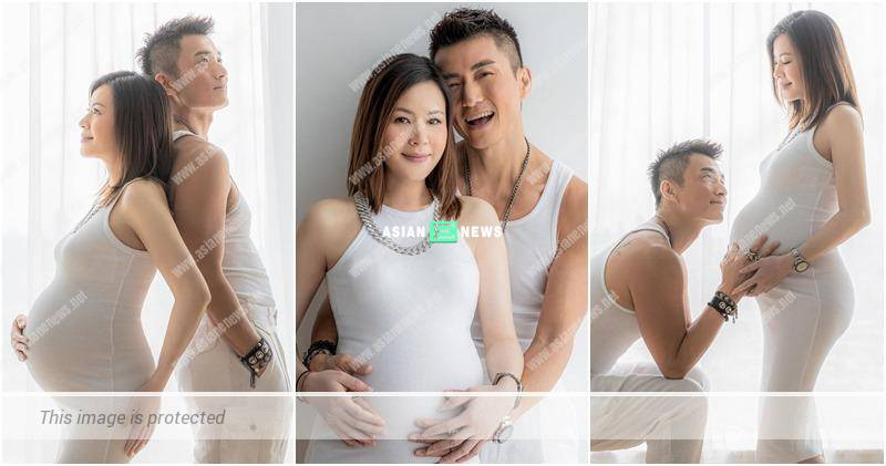 Joel Chan thanks his expecting wife for the sacrifices