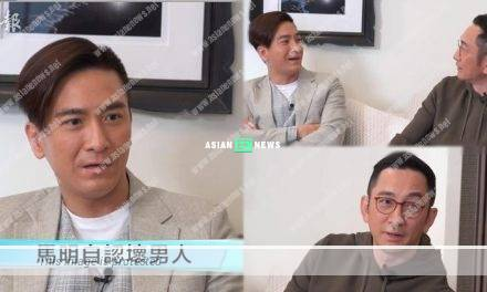 Kenneth Ma pointed he is a bad guy; Lawrence Ng reveals Chinese actress offers her room number